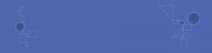 Blue decorative background image